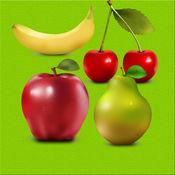 英语点读机-水果...