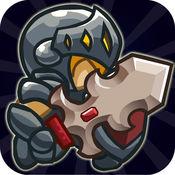 太平洋骑士的黑眼圈 - 中世纪军队的运行游戏 FREE