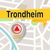 特隆赫姆 离线地图导航和指南