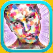 油漆你的脸 – 有趣的着色游戏对儿童的政党 1