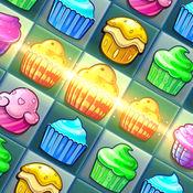 蛋糕迷流行乐坛传奇人物-糖果匹配 3 游戏免费