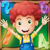 Learn Number for Kids - 數學 人气 对于 小天使