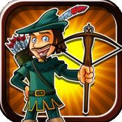 十字弓射击冒险游戏--中世纪捕鸟游戏