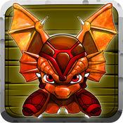 龙忍者战斗 - 为孩子们!发狂格斗巨法夫纳忍者!