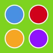 学习颜色 - 幼儿与儿童教育游戏