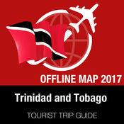 特立尼达和多巴哥 旅游指南+离线地图