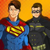 免费创建你自己的超级英雄字符
