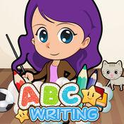 ABC 学写字母学前教育