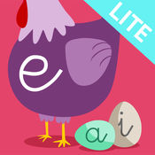 学习西班牙语元音 -  学龄前学习游戏 - Lite - For iPhone