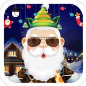 装扮可爱圣诞老人-女孩换装游戏免费