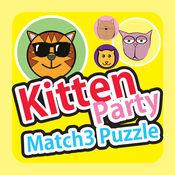 小猫党Match3拼图 1