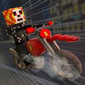 天天 暴力 驾驶 摩托 飞车 - 疯狂 城市 赛车 盒子 世界 1.