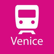 威尼斯铁路图