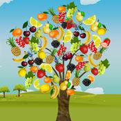 学习水果| 与孩子的声音和游戏 1.3