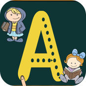 Learning Writing ABC Books
