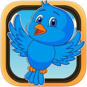 神奇的鸟冒险 - 酷赛车天空街机游戏 1.4