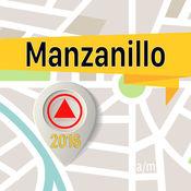 Manzanillo 离线地图导航和指南