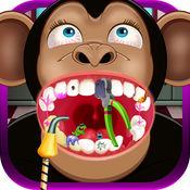 小动物的牙医 — — 宝贝友好、 免费医生手术 & 动物医院游戏
