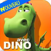 学习法语字母学龄前的孩子 - 读拼写与动物教育幼儿园幼儿园字母