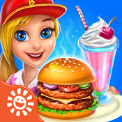 汉堡和奶昔——快餐制作达人