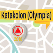 Katakolon (Olympia) 离线地图导航和指南