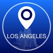 洛杉矶离线地图+城市指南导航,旅游和运输2.5