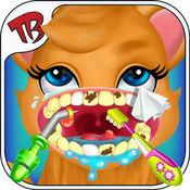 小猫咪牙科诊所 - 宠物动物牙科诊所用大括号 2
