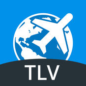特拉维夫旅游指南与离线地图
