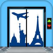 逃脱游戏: 100 Floors - 环游世界