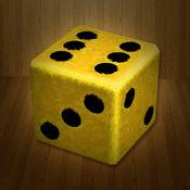 1比1的赌场farkle热捧 - 良好的骰子拉斯维加斯博彩游戏