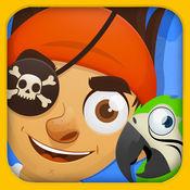 1000海盗 - Pirates Dress Up and Stickers for Kids