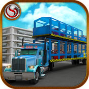 旅游汽车运输拖车