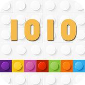 1010完美版 - 最经典的消除方块中文游戏