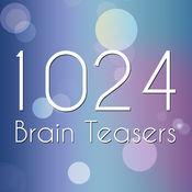 1024脑筋急转弯 - 酷块益智游戏