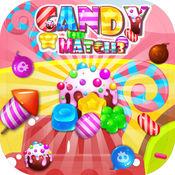 糖果游戏 - 匹配3和难题 1