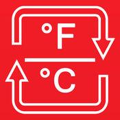 摄氏度到华氏度轉換器 - 华氏度到摄氏度轉換器 1.0.0