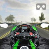 VR交通自行车赛车 - 自行车赛车游戏专业