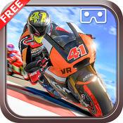 VR国际摩托车比赛:免费摩托车运行游戏在虚拟现实 1