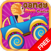 糖果种族狂热免费为所有的男孩和女孩 - 一个甜蜜的魔幻探险
