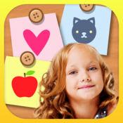 儿童涂色本-宝宝色彩认知及学画画软件 1