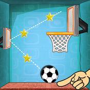 免费投掷足球游戏