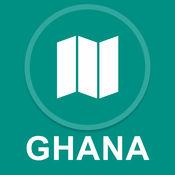 加纳 : 离线GPS导航1