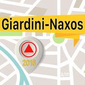 贾尔迪尼-纳克索斯 离线地图导航和指南1