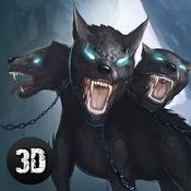地狱犬狗模拟器3D