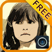 生活卡通凸轮(LIVE CarToon Cam FREE)