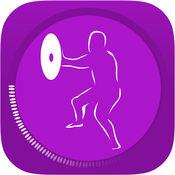 减肥板训练重量板锻炼和锻炼训练常规