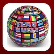 Flag Quiz2-猜国家,猜国旗,世界各国的国旗一览,地理知识问答,国旗达人的游戏