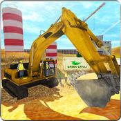 城镇建筑Sim 3D...