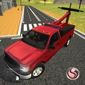 拖车转运3D