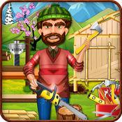 镇 树屋 建筑游戏